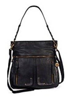 The Sak® Pax Leather Large Crossbody