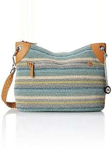 The Sak Portola Hobo Shoulder Bag, Canyon Stripe, One Size