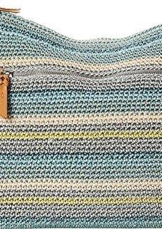 The Sak Portola Hobo Shoulder Handbag Canyon Stripe, One Size