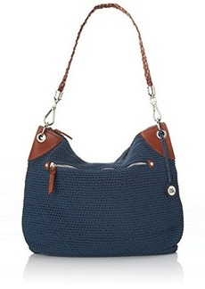 The Sak Portola Hobo Shoulder Bag, Vintage Blue, One Size