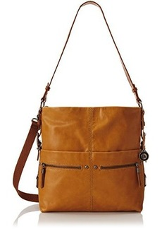 The Sak Sanibel Bucket Shoulder Bag, Ochre, One Size
