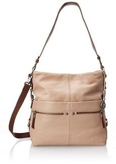 The Sak Sanibel Bucket Shoulder Bag, Shitake, One Size