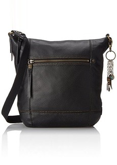 The Sak Sequoia Crossbody Bag, Black, One Size