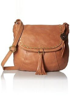The Sak Serrano Saddle Cross Body Bag, Tobacco, One Size