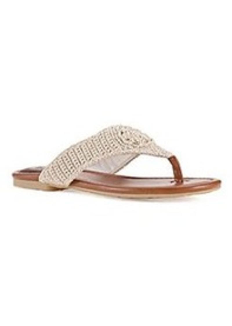 """The Sak® """"Shana"""" Thong Sandals"""