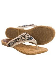 The Sak Shana Tribal Sandals (For Women)