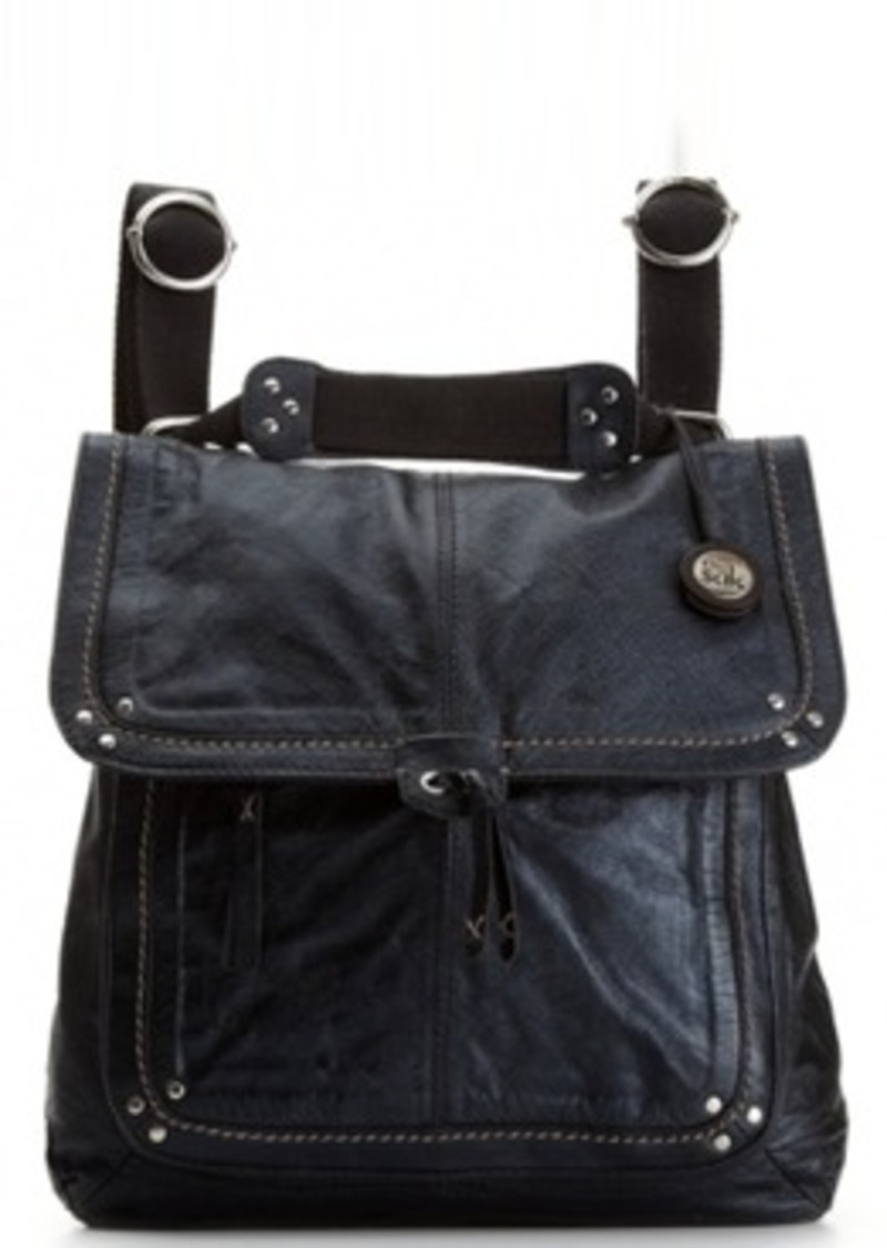 The Sak Ventura Leather Backpack