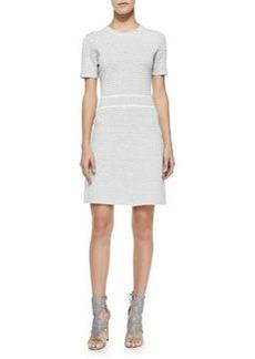 Abreena Patterned A-Line Dress   Abreena Patterned A-Line Dress