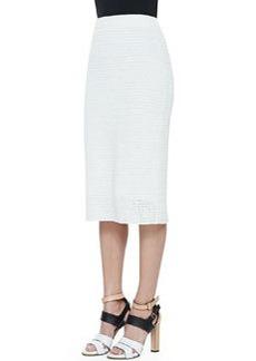 Arabis Knit High-Waist Skirt   Arabis Knit High-Waist Skirt