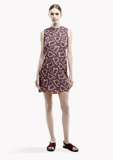 Brindina L Dress in Veranda Print