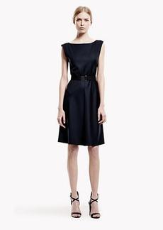 Grycie SL Dress in Classic Wool