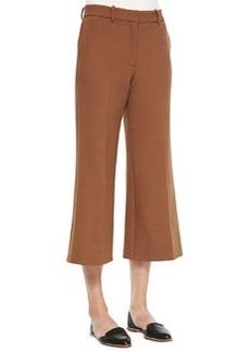 Inza Cropped Wide-Leg Pants   Inza Cropped Wide-Leg Pants