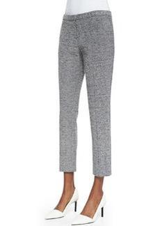 Item Cropped Tweed Pants   Item Cropped Tweed Pants
