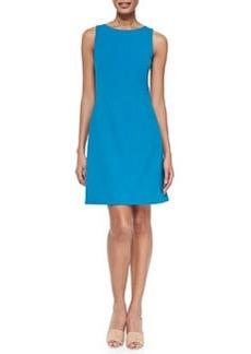 Jemania Sleeveless Dress W/ Cutout Back   Jemania Sleeveless Dress W/ Cutout Back