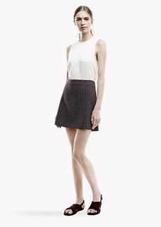 Kerash Skirt in Palmetto Knit Stretch