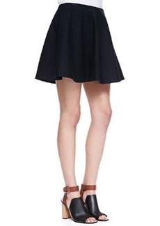Merlock Pleated Short Skirt   Merlock Pleated Short Skirt