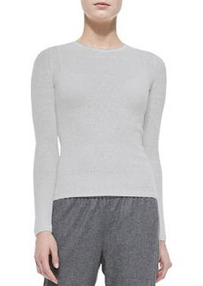 Phoeby Lightweight Ribbed Knit Top   Phoeby Lightweight Ribbed Knit Top