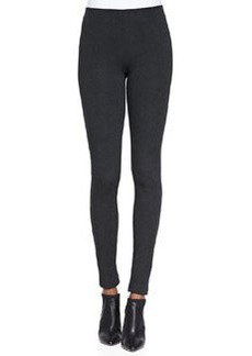 Piall Stretch-Knit Pull-On Leggings   Piall Stretch-Knit Pull-On Leggings