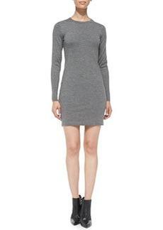 Siya Formfitting Knit Cashmere Dress   Siya Formfitting Knit Cashmere Dress