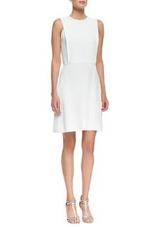 Spiaggia Sleeveless A-Line Dress   Spiaggia Sleeveless A-Line Dress