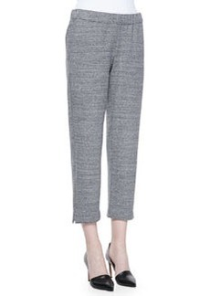 Theory Abundant Stretch-Knit Pull-On Pants
