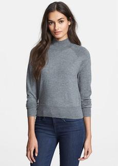 Theory 'Alira' Mock Neck Cashmere Sweater
