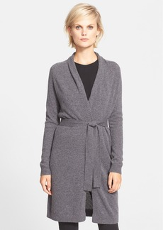 Theory 'Ashtry' Belted Cashmere Cardigan