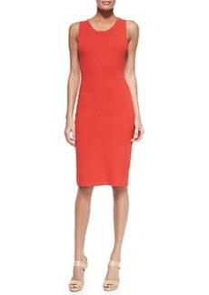 Theory Azarinya Sleeveless Crisscross-Back Dress