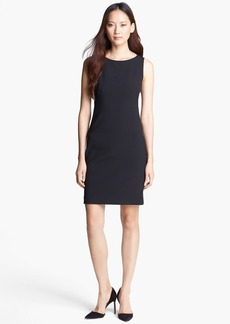 Theory 'Betty 2' Stretch Sheath Dress