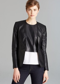 Theory Blazer - Keltienna Easeful Leather