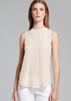 Theory Blouse - Bringam Double Silk Georgette