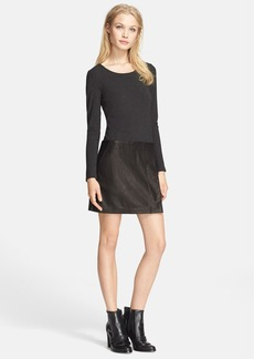 Theory 'Bowmont' Fit & Flare Dress