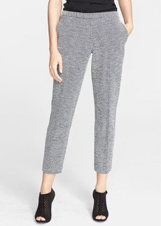 Theory Crop Cotton Pants