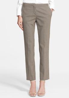 Theory Crop Wool Blend Pants