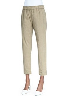Theory Crunch Pull-On Pants
