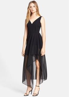 Theory 'Dahama' Asymmetrical Sheath Dress