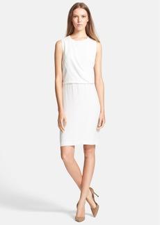 Theory 'Dialia' Crepe Dress