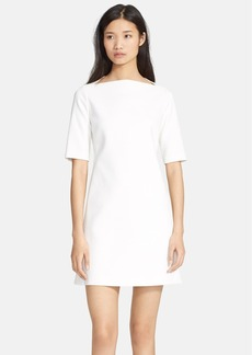 Theory 'Harkin' A-Line Dress