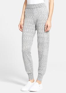 Theory 'Hillard' Space Dye Cashmere Sweatpants