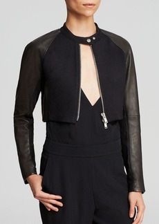 Theory Jacket - Tellyn Classical Cropped