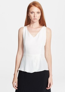 Theory 'Maggie' Silk Top