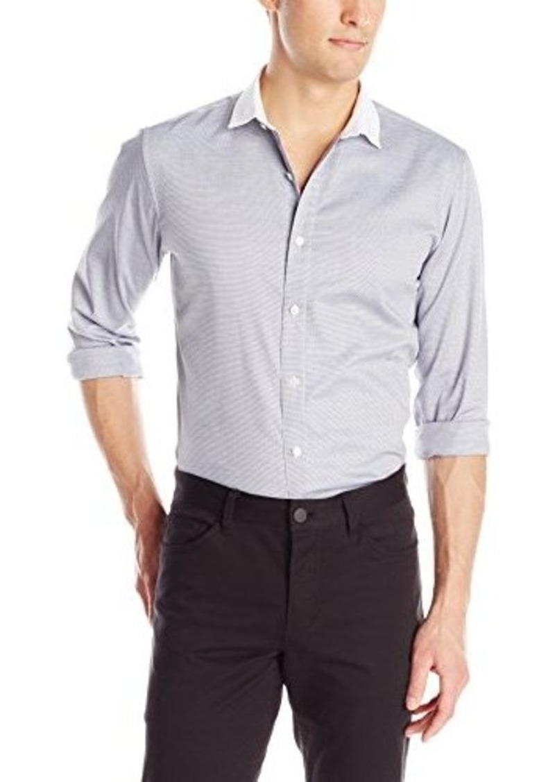Theory Theory Men 39 S Wilten C Titchfield Woven Shirt