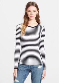 Theory 'Mirzi' Stripe Sweater