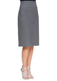 Theory Ovar Austell Pencil Skirt