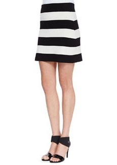 Theory Prosecco Holeen S Striped Skirt (Stylist Pick!)