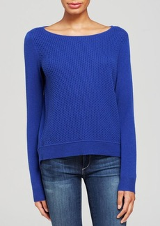 Theory Pullover - Raffina Lofty Cashmere