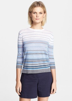 Theory 'Rainee E' Stripe Sweater