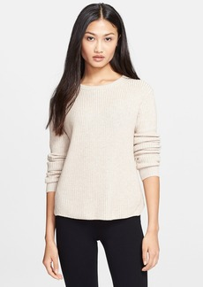 Theory 'Remrita' Cotton & Cashmere Sweater