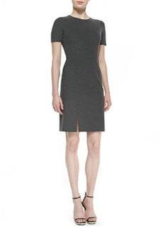 Winstine Refiner Short Sleeve Ponte Dress   Winstine Refiner Short Sleeve Ponte Dress