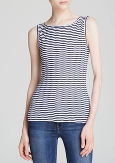 Three Dots Chevron Print Tank - Bloomingdale's Exclusive